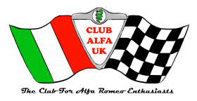 Club Alfa Logo