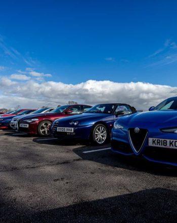 Alfa Romeo Meet
