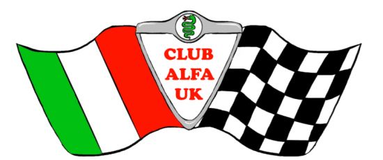 Club Alfa UK Logo